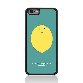 Call Candy Apple iPhone 7 Novelty Character Lemon Squeezy 2D Printed Case
