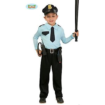 Guirca Child Costume Police 7-9 Years (Babies and Children , Costumes)
