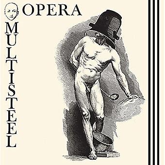 Opera Multi stål - Opera Multi stål [Vinyl] USA importerer