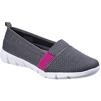 Fleet & Foster Womens/Ladies Canary Casual Summer Slip On Shoes