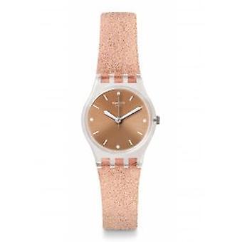 Swatch Pinkindescent trop Damenuhr (LK354D)