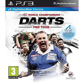 PDC World Championship Dart ProTour - flytta kompatibel (PS3)