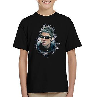 Liam Gallagher Beady Eye Interview 2013 Kid's T-Shirt