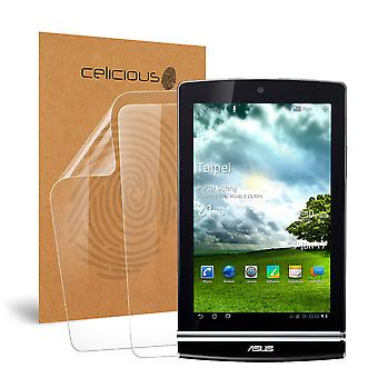 Celicious Vivid Invisible Glossy HD Screen Protector Film Compatible with Asus Eee Pad MeMO 171 [Pack of 2]