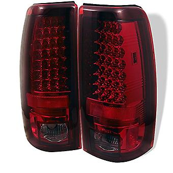 Spyder Auto ALT-YD-CS03-LED-RS Red Smoke LED Tail Light 2 Pack