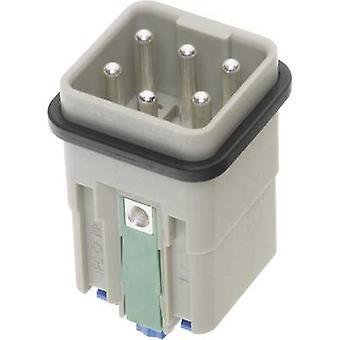 PIN inzet Han® Q 09 12 005 2633 Harting 5 + PE Han Quick-Lock® 1 PC('s)