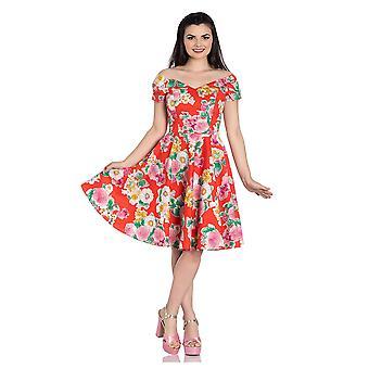 Hell Bunny Marguerita 50s Dress S