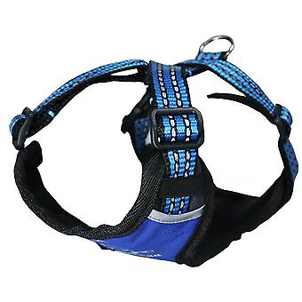 X-Sport Harness 3D Mesh blau