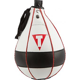 Title Boxing Lightning Fast Speed Bag - White/Black