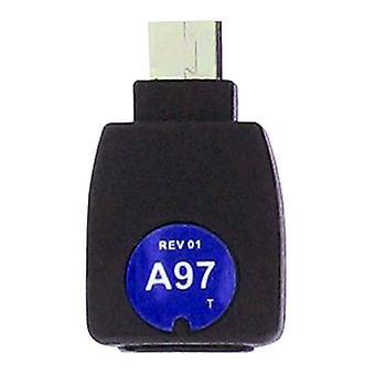 iGo A97 Micro USB Charging Tip for Motorola, Sanyo, Nokia, LG Treo (Black) - 660