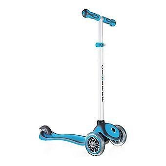 Globber Primo Kids Scooter - Primo Scooter - 3 Wheel Scooter - Sky Blue