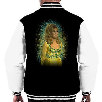 TV Times Dusty Springfield Flare Glow Effect Men's Varsity Jacket