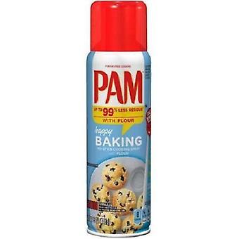 Pam felice nessun bastone spruzzo di cottura di cottura