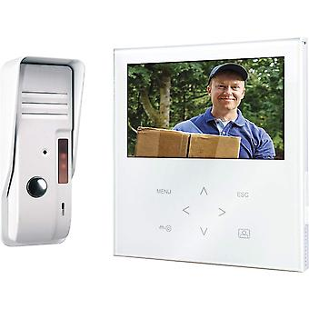 Smartwares Elro VD71 Wired Flatscreen Video Door Intercom
