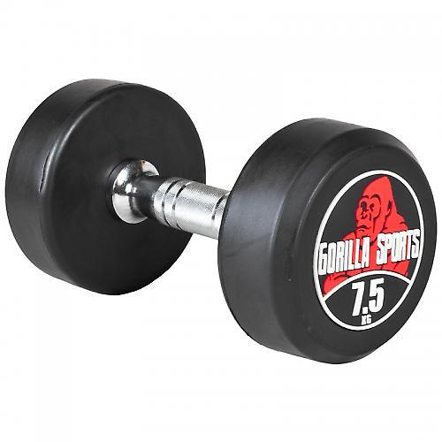 7,5 kg Dumbbell halt�re poids