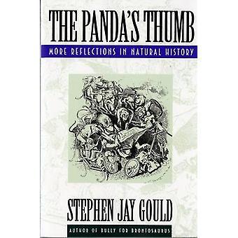 Det Pandas tommelen - mer refleksjoner i naturhistorie av Stephen Jay