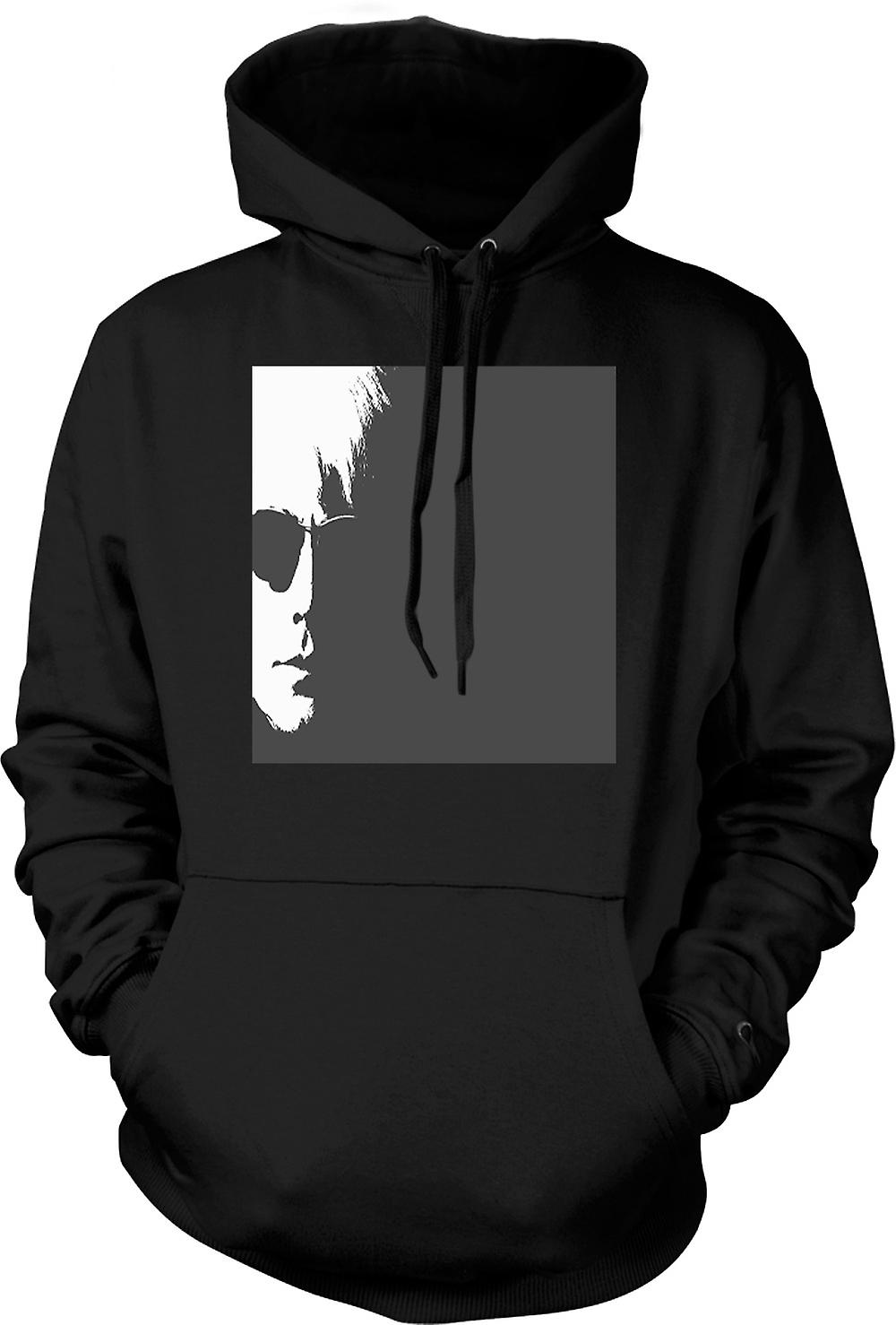 Mens Hoodie - Andy Warhol - Pop Art
