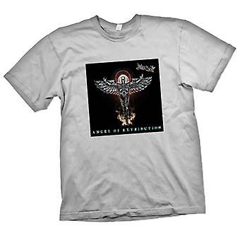 Mens T-shirt - Judas Priest - Angel Of Retribution
