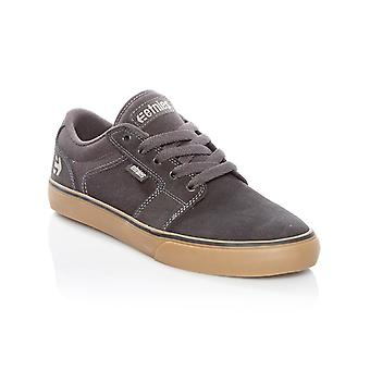 Etnies Black-Charcoal-Gum Barge LS Shoe