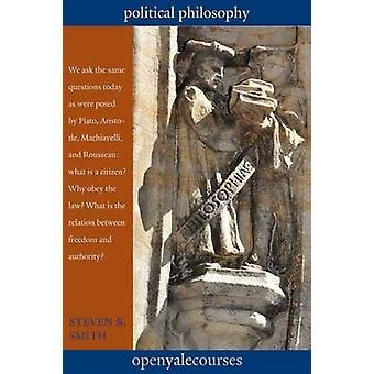 الفلسفة السياسية من ستيفن ب. سميث-كتاب 9780300181807