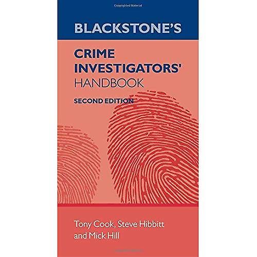 Noirstone& 039;s Crime Investigators& 039; Handbook