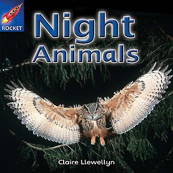 Night Animals: Green Level Non-fiction (Rigby Star Independent)