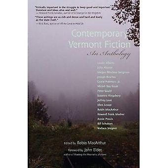 Contemporary Vermont Fiction