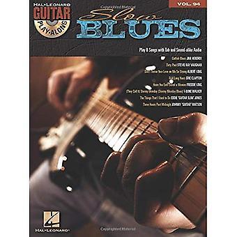 Guitar Play-Along Volume 94: Slow Blues (Hal Leonard Guitar Play-Along)