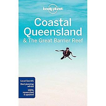 Lonely Planet Queensland côtier & la grande barrière de corail