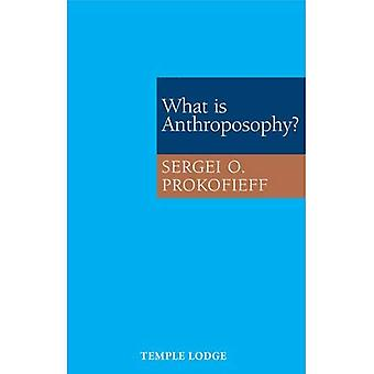 What Is Anthroposophy?