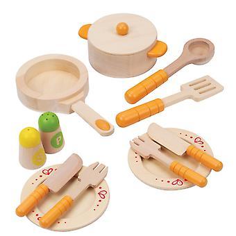 Jeu d'imitation enfant jeux jouets Dînette gourmet 0102074