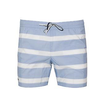 Lacoste Lacoste bleu & blanc nagent court