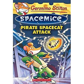 Pirate Spacecat Attack (Geronimo Stilton Spacemice #10) (Geronimo Stilton Spacemice)