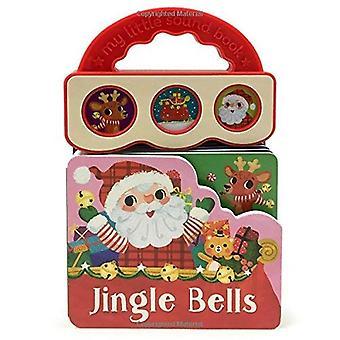Jingle Bells: 3 Button Handle Book (3 Button Sound) [Board book]