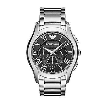 Emporio Armani watch chronograph quartz men with stainless steel strap AR11083