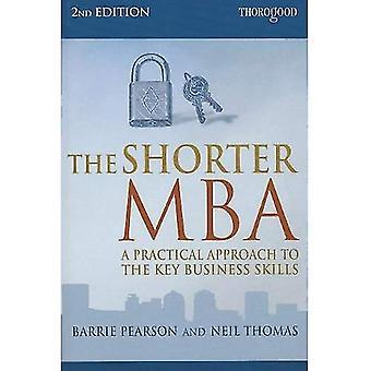 The Shorter MBA