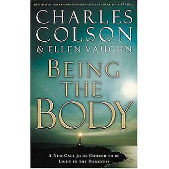 Wird der Körper von Colson & Charles W.