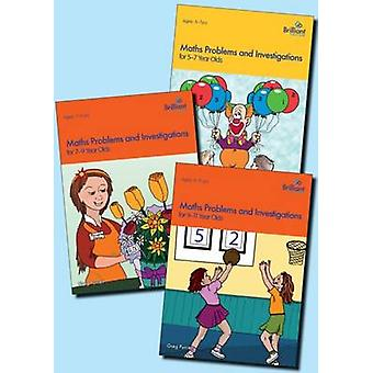 Maths Problems  Investigations Set by Purcell & Greg
