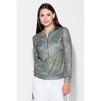 Katrus ladies jacket multicolor