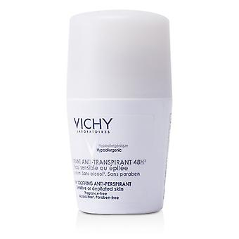 Vichy 48Hr Soothing Anti-Perspirant Roll-On (For Sensitive / Depilated Skin) 50ml/1.69oz