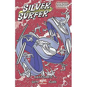 Silver Surfer Volume 3 - Last Days by Dan Slott - Mike Allred - 978078