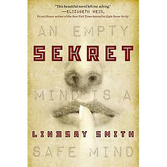 Sekret by Lindsay Smith - 9781250056993 Book