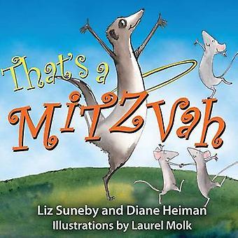 That's a Mitzvah by Diane Heiman - Liz Suneby - Elizabeth Suneby - La