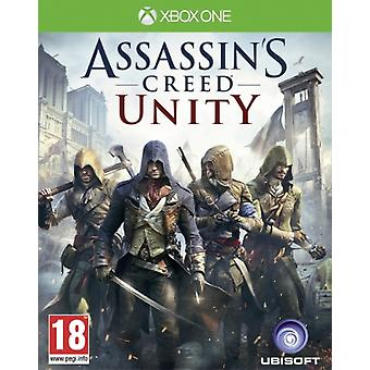 Assassins Creed Unity Nordic - Xbox One