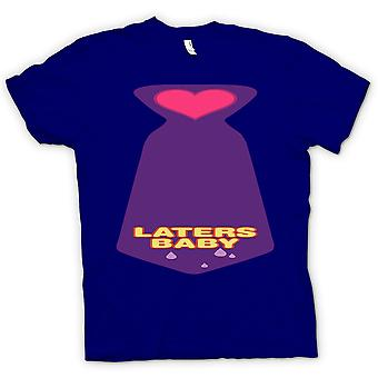 Womens T-shirt - Laters Baby - Fifty Shades