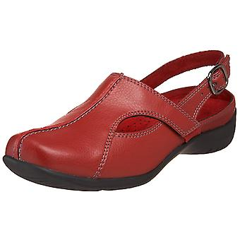 Easy Street Womens Sportster Closed Toe SlingBack Clogs