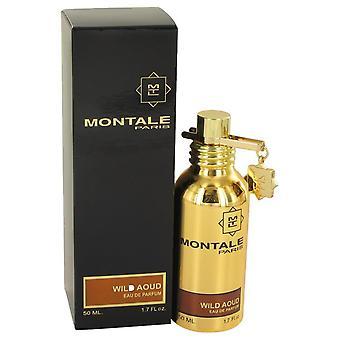 Montale sauvages Aoud Eau De Parfum Spray (Unisex) par Montale