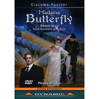 G. Puccini - Madama Butterfly (Complete Opera) [DVD] USA import
