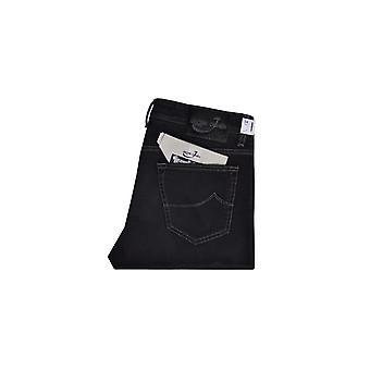 Jacob Cohen J620 Tailored Jeans Black