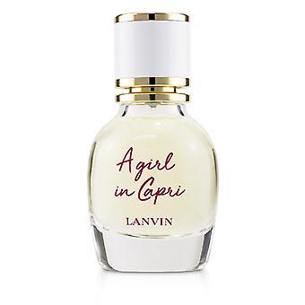Lanvin A Girl In Capri Eau De Toilette Spray - 30ml/1oz